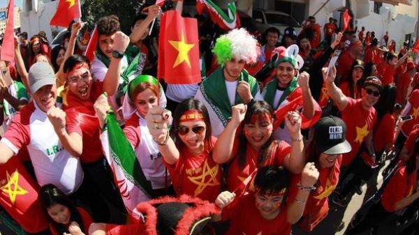 Thua ứng viên vô địch Iran, tuyển Việt Nam vẫn còn cơ hội đi tiếp