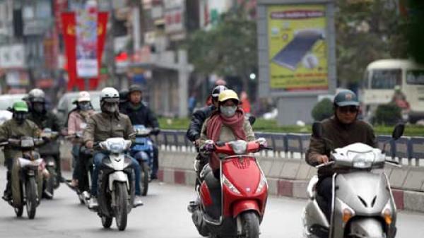 Thời tiết 16/10: Không khí lạnh tăng cường, Hà Nội giảm 10 độ