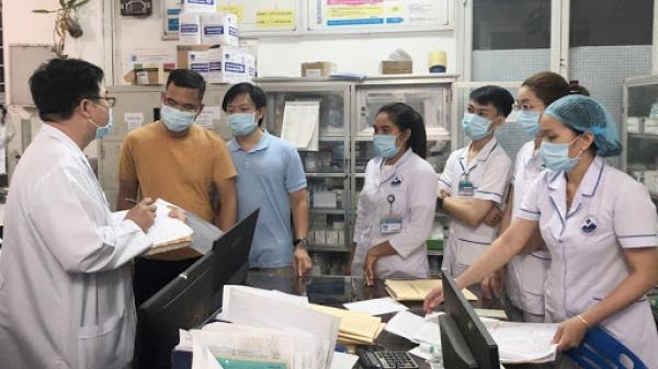 Việt Nam ghi nhận 141 ca nhiễm Covid-19, trong đó có 1 bác sĩ khoa cấp cứu Bệnh viện bệnh nhiệt đới TW
