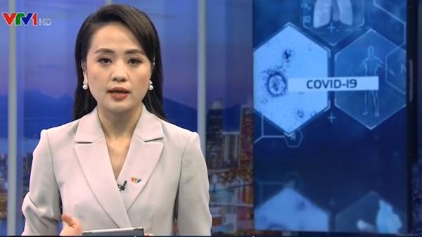 Sự cố trên sóng trực tiếp VTV1, Biên tập viên đưa sai thông báo của Bộ Y tế khiến khán giả hoang mang