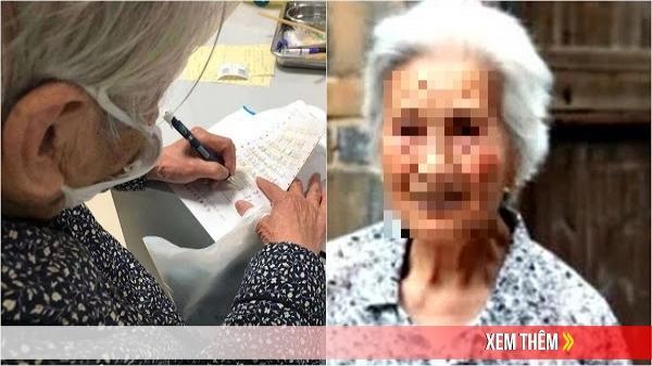 Mẹ già 80 tuổi giấu bị tim vì con vô tâm, viết thư 'hối hận vì đẻ 4 con trai' rồi ra đi