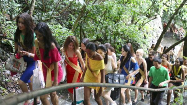 Lần đầu tiên Quảng Bình đón 100.000 lượt khách quốc tế