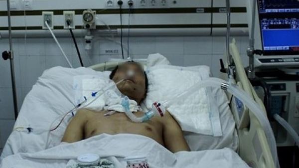 Quảng Bình: Người đàn ông bị 'vỡ thực quản' vì nôn ói sau uống rượu