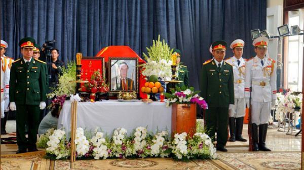 Quốc tang nguyên Thủ tướng Phan Văn Khải trong 2 ngày 20 và 21/3