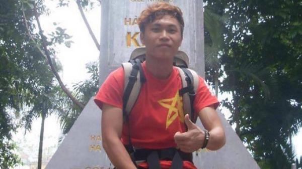 9X Hà thành và hành trình đi bộ xuyên Việt 3.000km trong 89 ngày