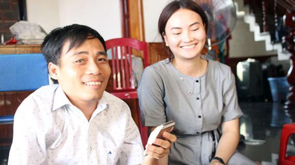 Hành trình đi đến hạnh phúc của chàng trai khuyết tật Quảng Bình