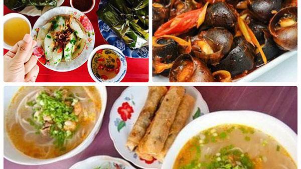 Những địa điểm thưởng thức món ăn ngon tại Quảng Bình, bạn đã biết chưa?