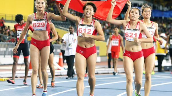 Hai VĐV Quảng Bình giành huy chương vàng tại SEA Games 29