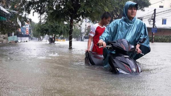 Cảnh báo khu vực Trung Trung Bộ tiếp tục có mưa, mưa vừa, mưa to, có nơi mưa rất to