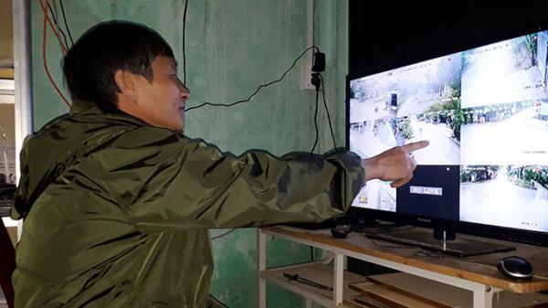 Tuyên Hóa:  Người dân tự nguyện đóng góp tiền hàng chục triệu đồng để lắp camera an ninh