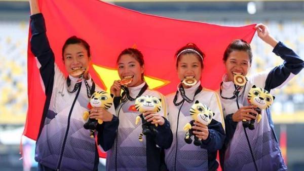5 chiếc HCV lịch sử của Việt Nam ở SEA Games 29