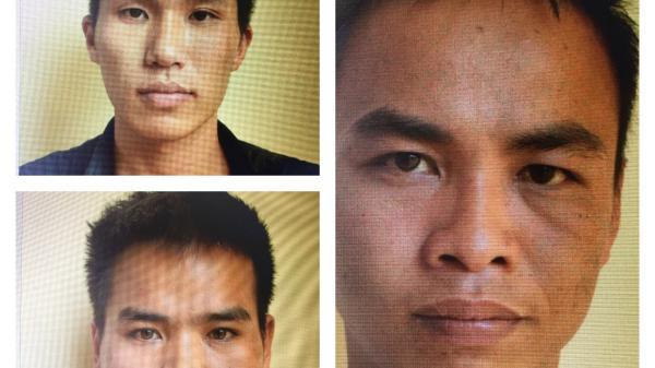 Công an huyện Tuyên Hóa b ắt nhóm đối tượng người ngoại tỉnh gây ra nhiều vụ tr ộm cắp tài sản trên địa bàn