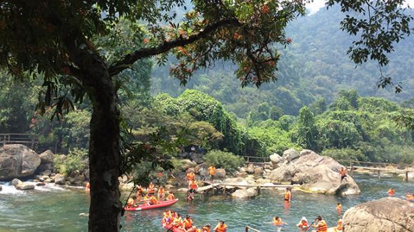 9 tháng năm 2017, Quảng Bình đón 2,5 triệu lượt khách