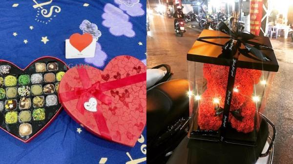Bi hài ngày Valentine: Chồng lấy quà của bồ nhí mang về tặng vợ liền bị 'tuesday' bóc phốt ầm ĩ lên MXH