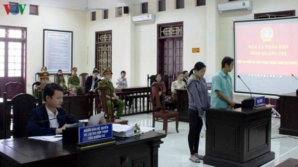 L.ừa đ.ảo ch.iếm đ.oạt hơn 62 tỷ đồng của nhiều người, 2 vợ chồng ở Quảng Trị vào t.ù
