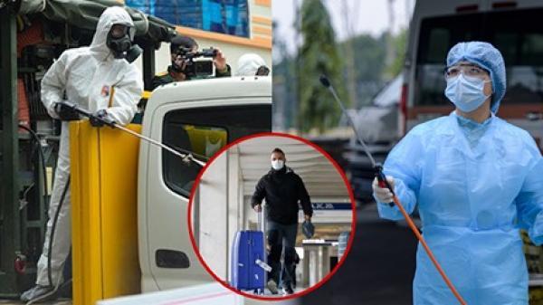 5 giờ thần tốc xác định gần 300 trường hợp tiếp xúc và lịch trình dày đặc của BN237 người Thuỵ Điển, Hà Nội khuyến cáo người dân không ra đường