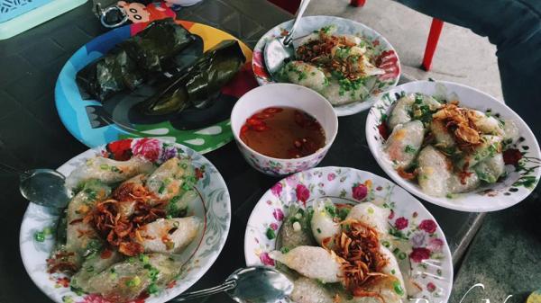 Điểm danh nhữngquán bánh lọc vừa ngon, vừa rẻ ở Quảng Bình