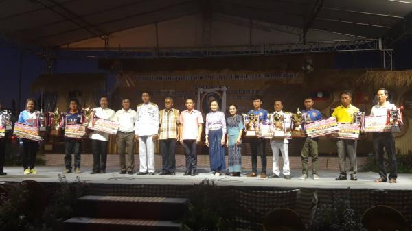 Quảng Bình giành giải nhì tại giải đua thuyền tranh cúp Công chúa Thái Lan