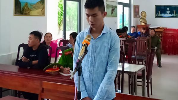 Thanh niên 9x Quảng Bình lãnh á n với nhiều hành vi ph ạm tội