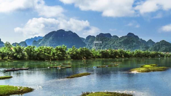 Phong Nha - Kẻ Bàng được Tạp chí du lịch hàng đầu thế giới bình chọn là điểm đến đáng trải nghiệm hàng đầu tại Việt Nam