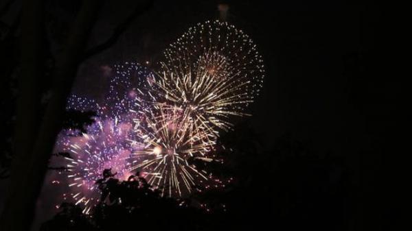 Thị xã Ba Đồn tổ chức b ă n ph.áo hoa tầm thấp trong dịp tết Nguyên đán Canh Tý 2020