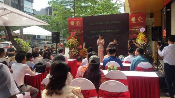 """Thương hiệu """"Sâm Bố Chính Quảng Bình"""" ra mắt người dân Thủ đô"""