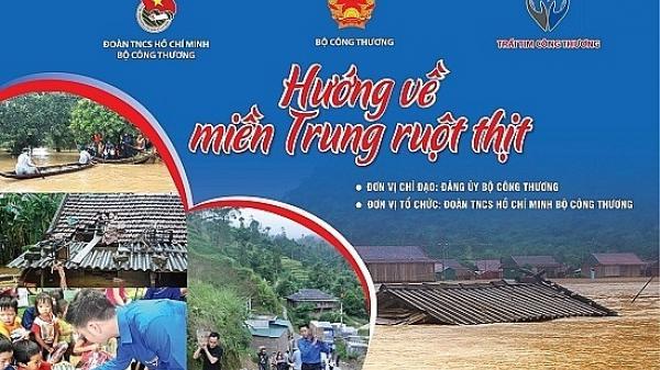 """Chương trình """"Hướng về miền Trung ruột thịt"""": Điểm dừng chân đầu tiên tại Quảng Bình"""