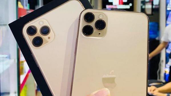 Tận mắt iPhone 11 Pro Max đầu tiên ở Việt Nam: Giá 100 triệu đồng