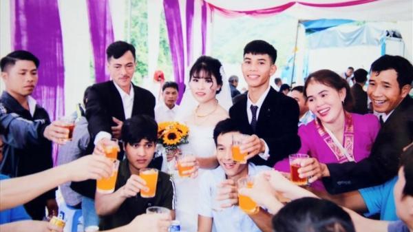 Đám cưới không r.ư.ợ.u b.i.a, thuốc lá ở Quảng Trị