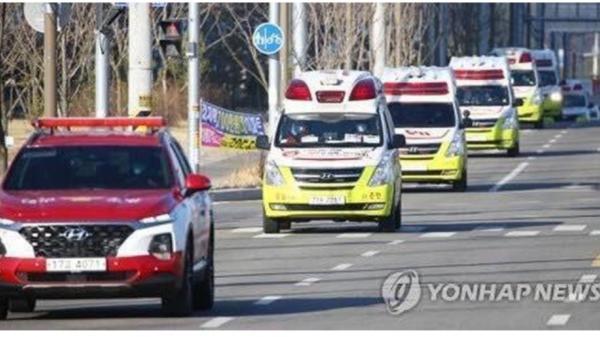 Hàn Quốc ghi nhận ca t.ử v.ong thứ 6, 602 người nh.iễm Covid-19