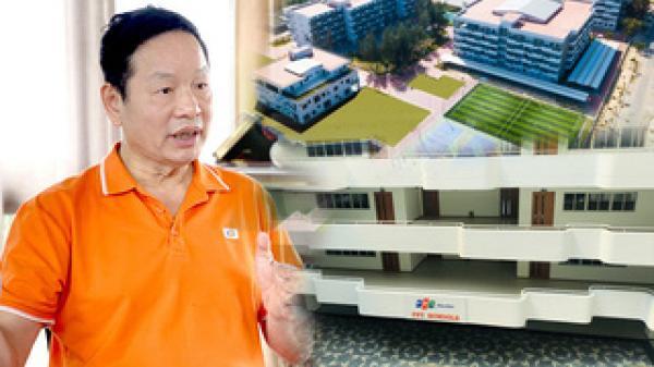"""Cận cảnh khu đô thị """"xịn sò"""" nơi Chủ tịch FPT dự kiến xây dựng trường học cho 1.000 em nhỏ mồ côi do Covid-19"""