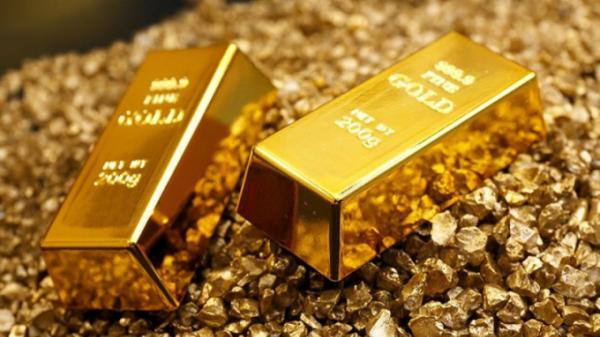 Giá vàng vọt tăng dữ dội, lên đỉnh cao nhất trong 4 tuần