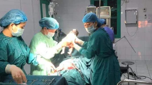 Thực hư thông tin bé gái 11 tuổi sinh con bằng phương pháp mổ lấy thai ở Quảng Trị