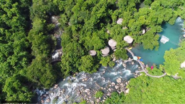 Khai thác thử nghiệm sản phẩm du lịch khám phá thung lũng rừng Gáo - hang Ô Rô, hang Hoàn Mỹ