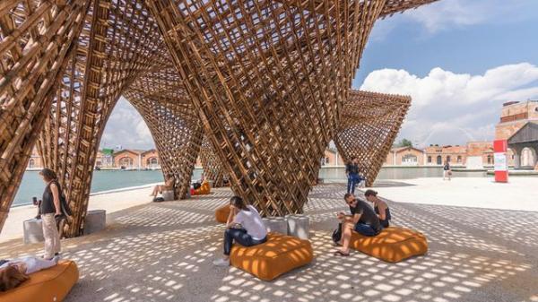 Kiến trúc sư người Quảng Bìnhđoạt giải thưởng Kiến trúc xanh 2019của thế giới