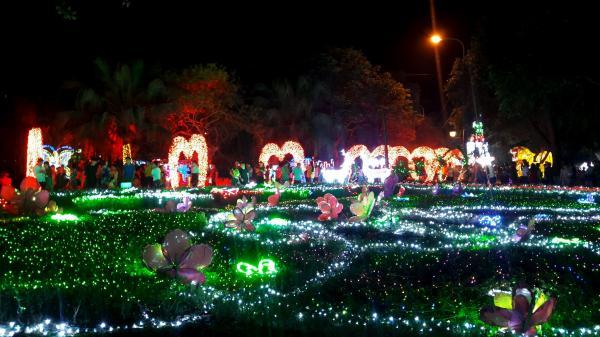 Lần đầu tiên tại Quảng Bình: Trình chiếu lễ hội ánh sáng cực hoành tráng trên diện tích 50.000m2 tại Tuần lễ văn hóa du lịch