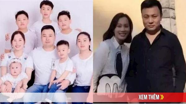 Bà mẹ 34 tuổi sinh liền tù tì 7 đứa con vì không muốn lãng phí gen tốt của chồng