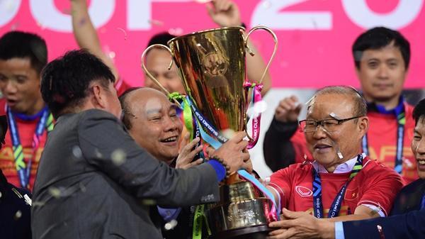 """Việt Nam vô địch AFF Cup, """"thủ tướng Việt Nam"""" trở thành từ khoá được tìm kiếm nhiều nhất Hàn Quốc"""