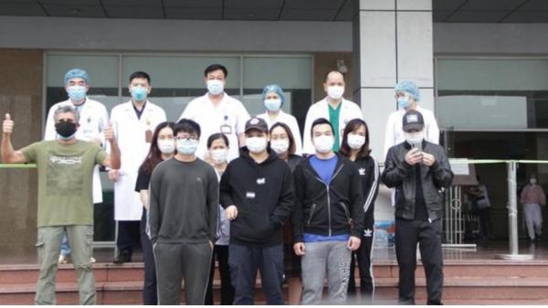 Việt Nam đã có 75 bệnh nhân mắc Covid-19 được công bố khỏi bệnh