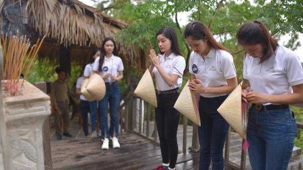 27 Người đẹp Quảng Bình tham gia các hoạt động xã hội