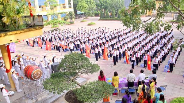 Quảng Bình: Toàn tỉnh sáp nhập 30 trường phổ thông