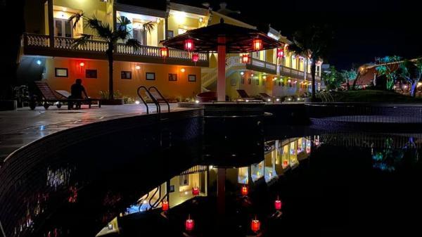 Lung linh cảnh đẹp tại Đoàn Gia resort Phong Nha - Quảng Bình