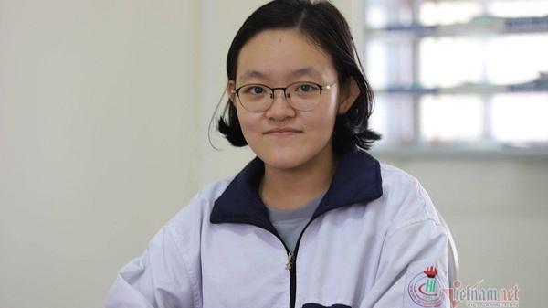 Con đường giành học bổng 7 trường nước ngoài của nữ sinh Hà Tĩnh