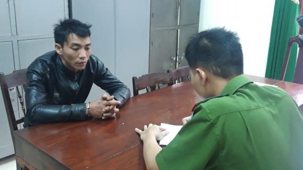 Công an huyện Minh Hoá b.ắt quả tang đối tượng tàng trữ trái phép chất m.a t.ú.y