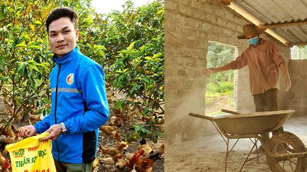Quảng Bình: Chàng nông dân hai lần bị 'trời phá'