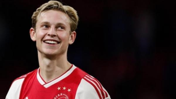 Lời chia tay đẹp của De Jong với Ajax trước khi đến Barcelona