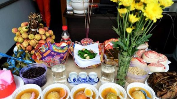 Mâm lễ cúng Tết Đoan Ngọ mùng 5 tháng 5 năm 2020 gồm những gì?